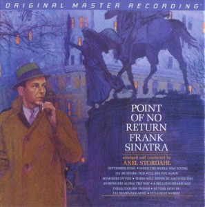 SINATRA, FRANK - POINT OF NO RETURN (NUMBERED HYBRID SACD)