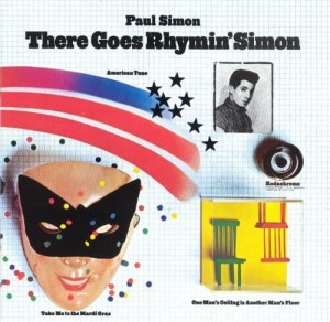 SIMON, PAUL - THERE GOES RHYMIN' SIMON