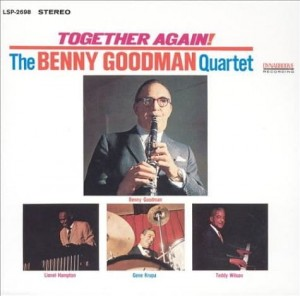 GOODMAN, BENNY, QUARTET - TOGETHER AGAIN