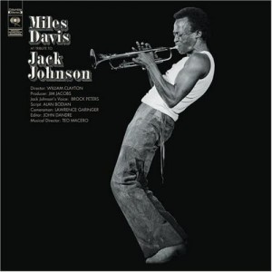 DAVIS MILES - A TRIBUTE TO JACK JOHNSON