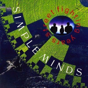 SIMPLE MINDS - STREET FIGHTING YEARS