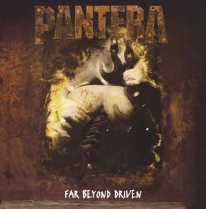 PANTERA - FAR BEYOND DRIVEN - 20TH ANNIVERSARY