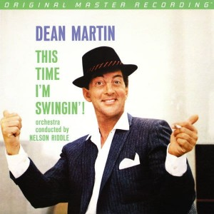 MARTIN, DEAN - THIS TIME  I'M SWINGIN' (NUMBERED 180G VINYL LP)