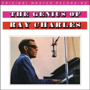CHARLES, RAY - THE GENIUS OF RAY CHARLES (NUMBERED LIMITED EDITION HYBRID MONO SACD)