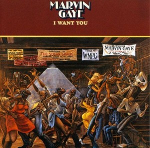 GAYE, MARVIN - I WANT YOU (REMASTERED)