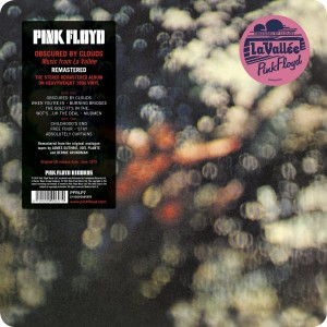 PINK FLOYD - OBSCURED BY CLOUDS (2011 REMASTER)
