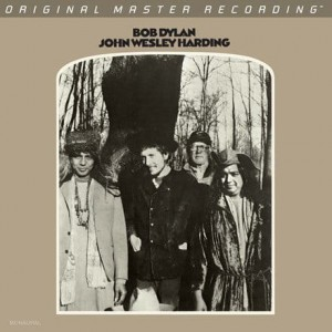 DYLAN, BOB - JOHN WESLEY HARDING (STRICTLY LIMITED TO 3,000, NUMBERED HYBRID MONO SACD)