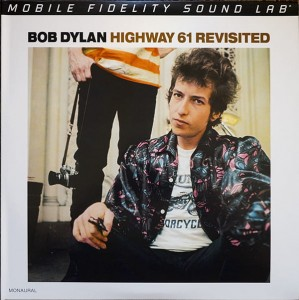DYLAN, BOB - HIGHWAY 61 REVISITED MONO (NUMBERED LIMITED EDITION 180G VINYL 2LP)