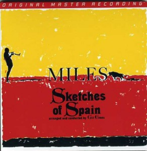 DAVIS, MILES - SKETCHES OF SPAIN (NUMBERED LIMITED EDITION HYBRID SACD)