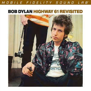 DYLAN, BOB - HIGHWAY 61 REVISITED (NUMBERED LIMITED EDITION 45RPM 180G VINYL 2LP)