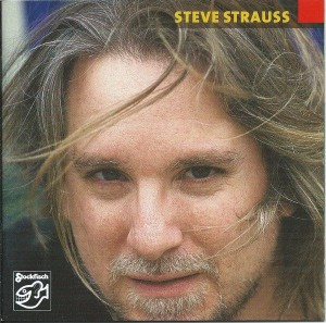 STRAUSS, STEVE - JUST LIKE LOVE