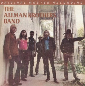 ALLMAN BROTHERS BAND - THE ALLMAN BROTHERS BAND (NUMBERED LIMITED EDITION HYBRID SACD)