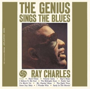 CHARLES, RAY - THE GENIUS SINGS THE BLUES