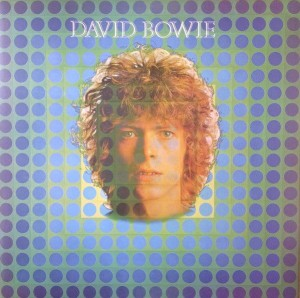 BOWIE, DAVID - DAVID BOWIE (AKA SPACE ODDITY) (2015 REMASTERED)
