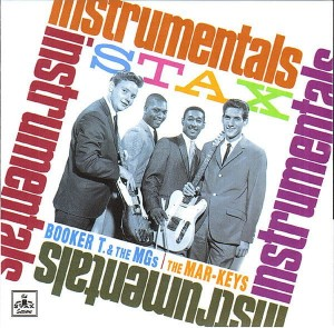 BOOKER T.& THE MG'S - STAX INSTRUMENTALS