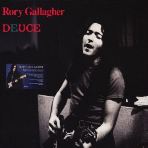 GALLAGHER, RORY - DEUCE (REMASTERED) LP