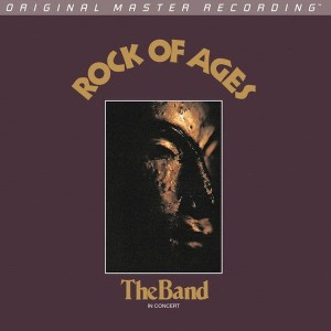 BAND, THE - ROCK OF AGES (NUMBERED LIMITED EDITION 180G VINYL 2LP)
