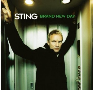 STING - BRAND NEW DAY 2LP