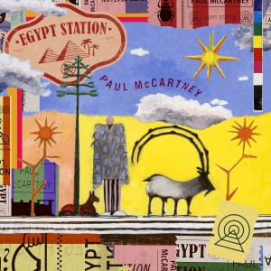 MCCARTNEY, PAUL - EGYPT STATION (DELUXE) 2LP LTD.