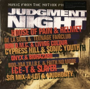 SOUNDTRACK - JUDGMENT NIGHT LP