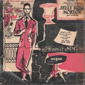 MORTON, JELLY ROLL - PIANO SOLOS