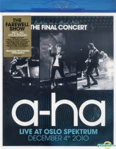 A-HA - ENDING ON A HIGH NOTE-FINAL CONCERT