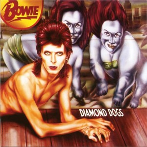 BOWIE, DAVID - DIAMOND DOGS (2016 REMASTER)