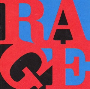 RAGE AGAINST THE MACHINE - RENEGADES