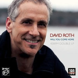 ROTH, DAVID - WILL YOU COME HOME