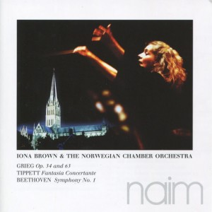 BROWN, IONA AND THE NORWEGIAN CHAMBER ORCH - VOL. 1