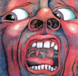 KING CRIMSON - IN THE COURT OF THE CRIMSON KING (200 GRAM)