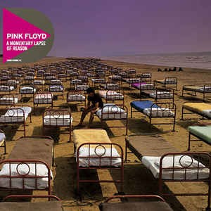 PINK FLOYD - A MOMENTARY LAPSE OF REASON (2011)