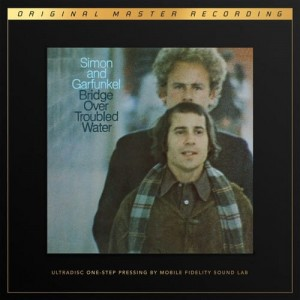 SIMON & GARFUNKEL - BRIDGE OVER TROUBLED WATER (NUMBERED LIMITED EDITION 180GR 2LP)