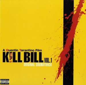 SOUNDTRACK - KILL BILL VOL.1