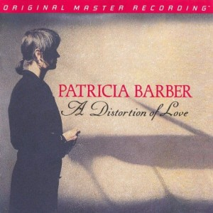 BARBER, PATRICIA - A DISTORTION OF LOVE (NUMBERED LIMITED EDITION 180G 2 VINYL LP)