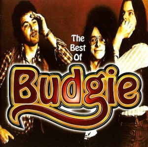 BUDGIE - THE BEST OF