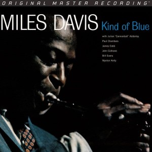 DAVIS, MILES - KIND OF BLUE (NUMBERED LIMITED EDITION HYBRID SACD)