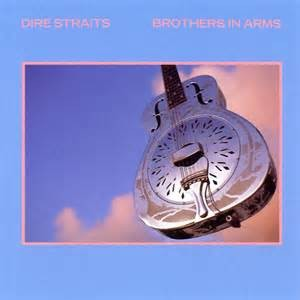 DIRE STRAITS - BROTHERS IN ARMS 2LP