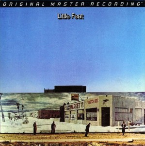 LITTLE FEAT - LITTLE FEAT (NUMBERED GOLD CD)