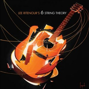 RITENOUR, LEE - SIX STRING THEORY