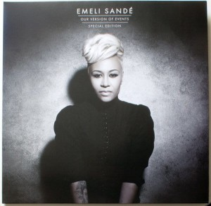 EMELI SANDE - OUR VERSION OF EVEN 2LP
