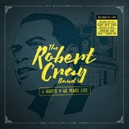 ROBERT CRAY BAND, THE - 4 NIGHTS OF 40 YEARS LIVE LP