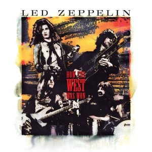 LED ZEPPELIN - HOW THE WEST WAS WON (3CD+DVD+4LP-DELUXE)