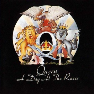 QUEEN - A DAY AT THE RACES LP LTD.