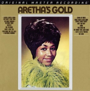 FRANKLIN, ARETHA - ARETHA'S GOLD (NUMBERED LIMITED EDITION HYBRID SACD)