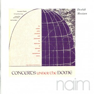 VARIOUS - CONCERTS UNDER THE DOME 2 (DVOŘÁK, MESSIAEN)