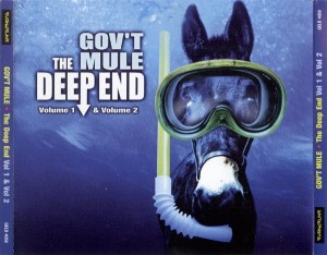 GOV T MULE  -  DEEP END VOL.1 AND 2