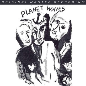 DYLAN, BOB - PLANET WAVES (NUMBERED LIMITED EDITION 180G VINYL LP)