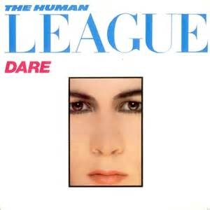 HUMAN LEAGUE - DARE! LP LTD.