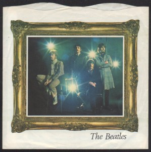 BEATLES, THE - PENNY LANE/STRAWBERRY FIELDS FOREVER LP LTD. (RSD)